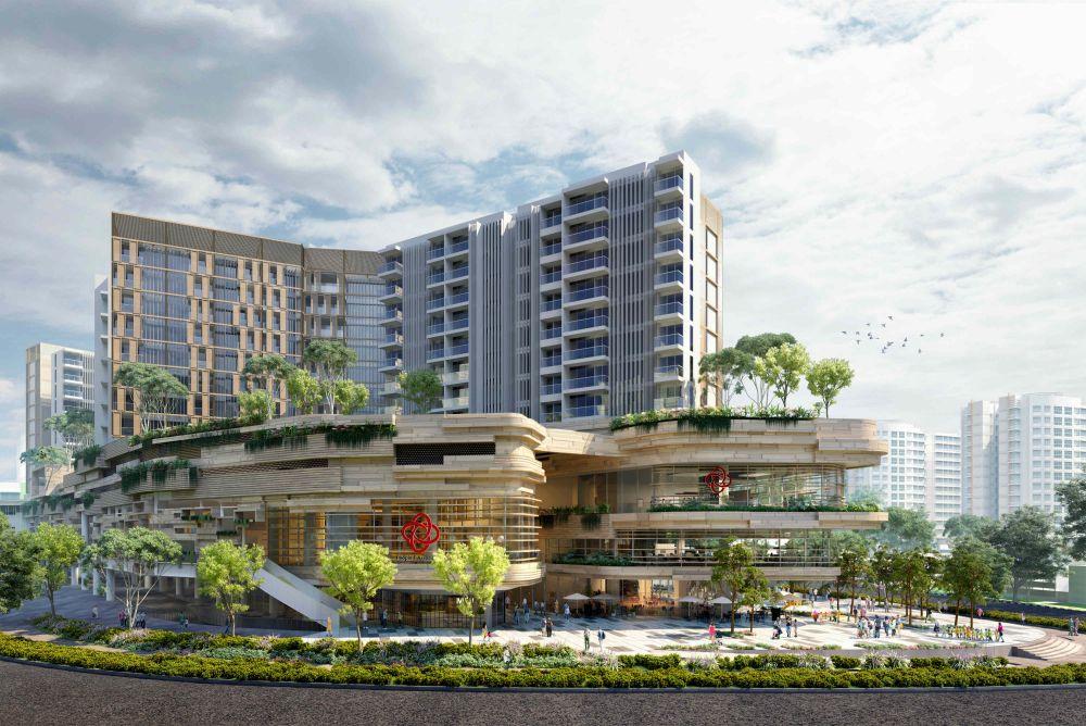 Sengkang-Central-Residences Artist Image